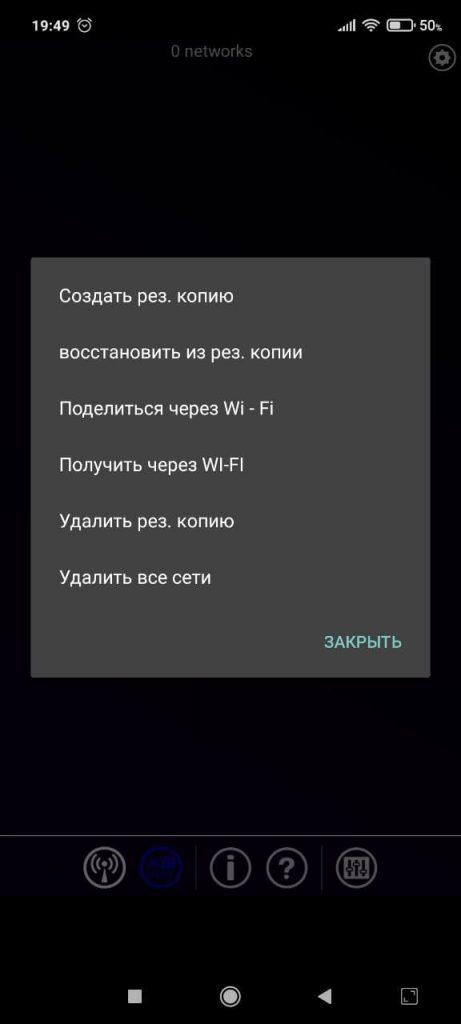 WifiAccess Возможности