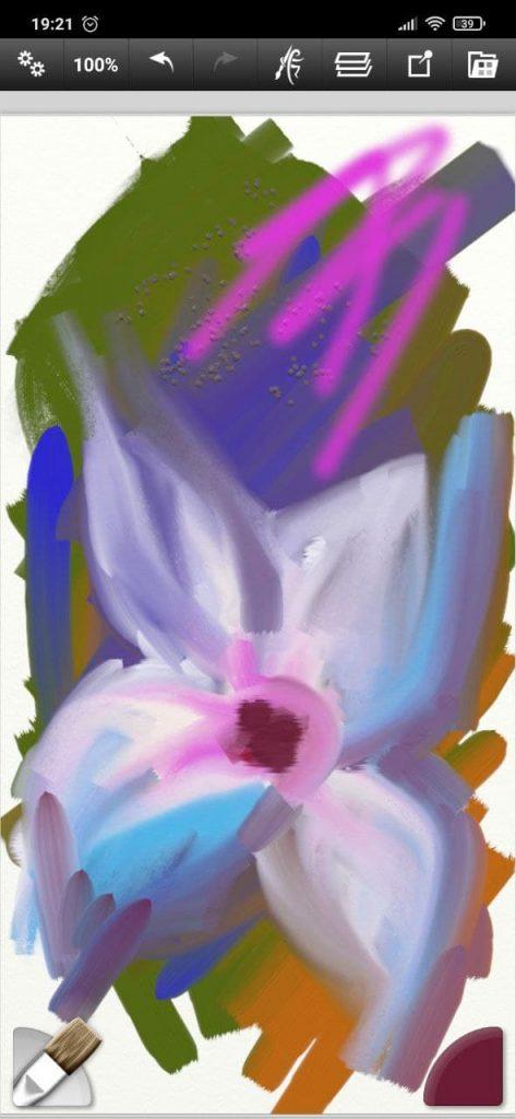 ArtRage Рисунок