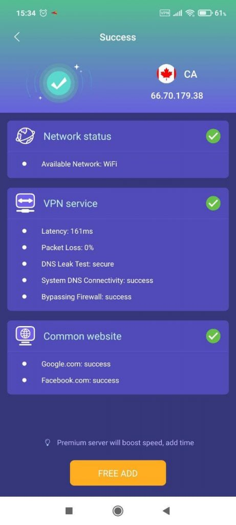 LightSail VPN Сервисы