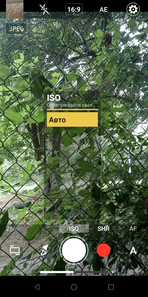 ProShot ISO
