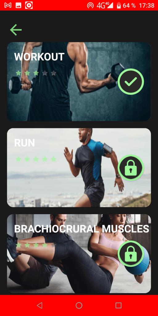 Sporty Mood Тренировки