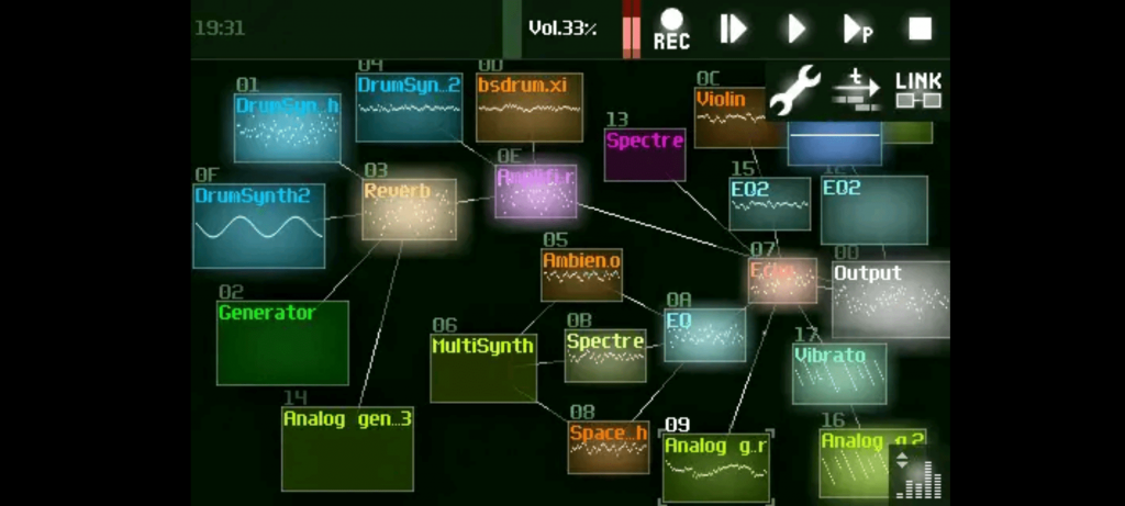 SunVox Модули