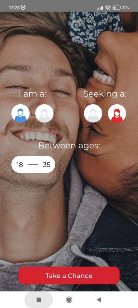 Dating com Поиск