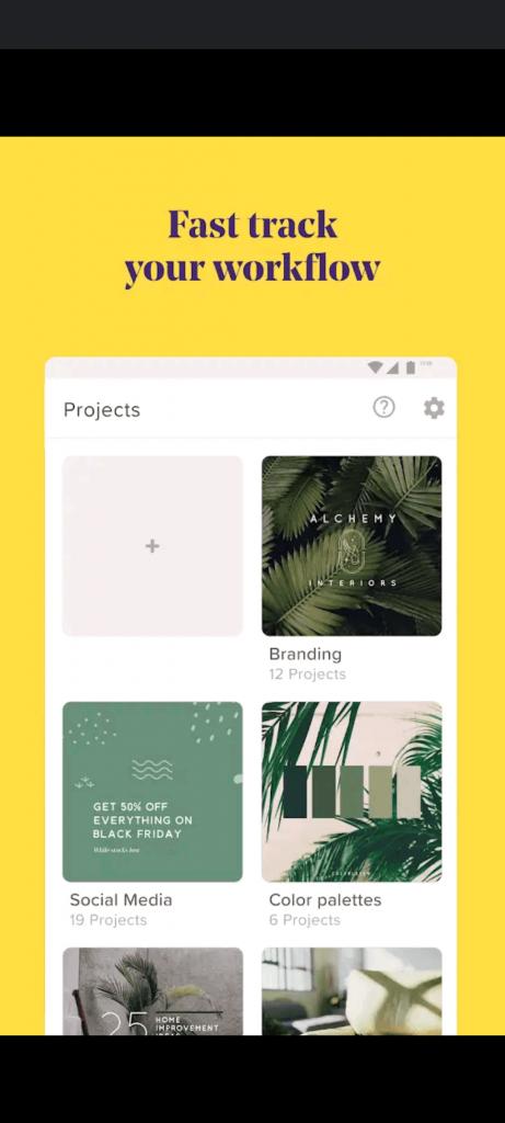 GoDaddy Studio Проекты