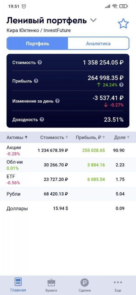 Expo Invest Финансы